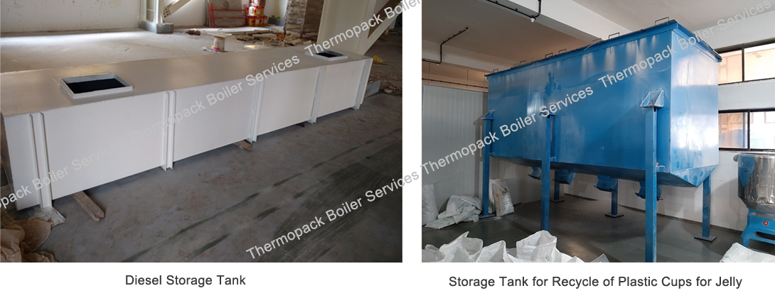 Storage Tank Design and Fabrication